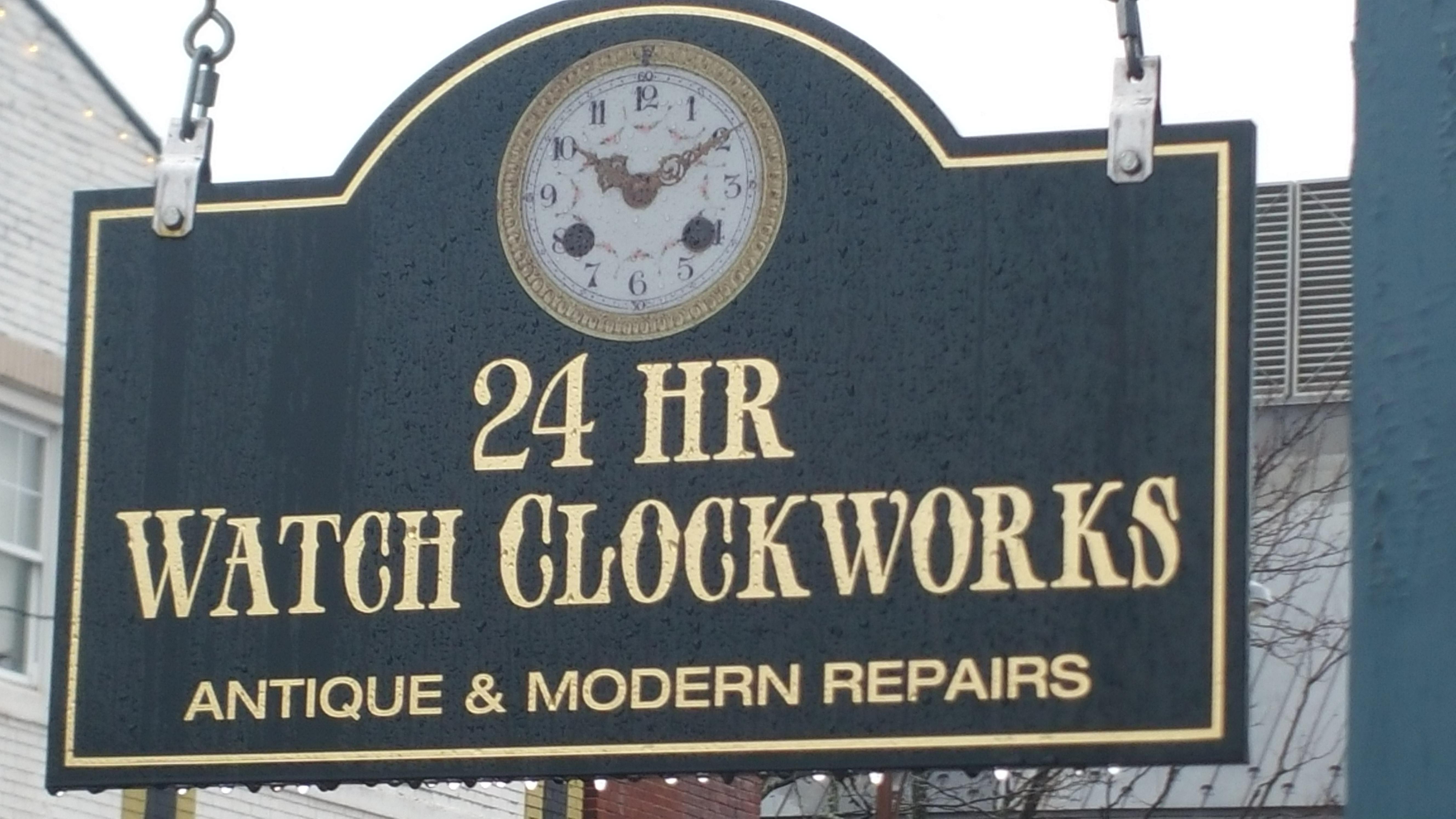 Leesburg Virginia Clock Repair